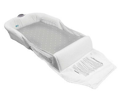 The First Years Close & Secure Sleeper - White