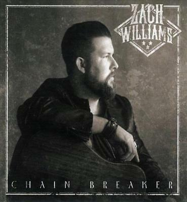Zach Williams - Chain Breaker Used - Very Good Cd