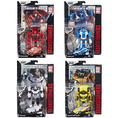 Transformers Combiner Wars Action Figures Deluxe Class Generations Hasbro Toy