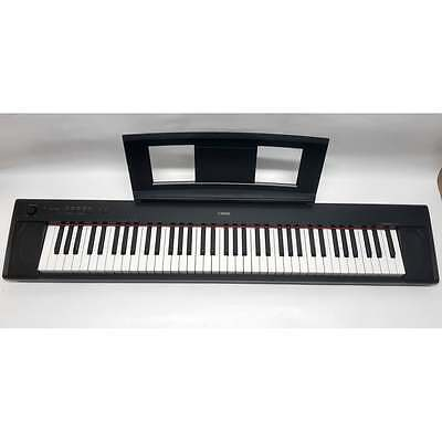 Yamaha NP32 Keyboard | Black | Clearance Item