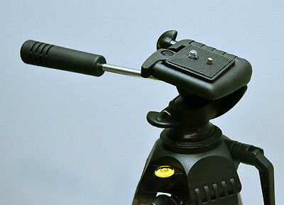 Quick Release Plate for Promaster 6100 and 6030 tripods