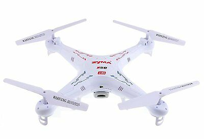 NEW Syma 2.4Ghz 4CH 6-Axis Gyro RC Quadcopter Drone w/ HD Camera RTF (X5C-1)
