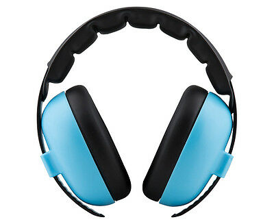 Baby Banz Protective Earmuffs 3 Months+ Years - Baby Blue