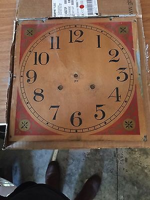 Antique Ithaca Tall Case Grandfather Clock