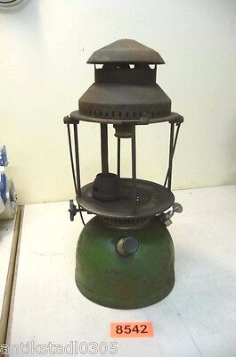Nr. 8542.  Alte  Bat 120   Lampe Deko Lampe Petroleumlampe  Old Oil Lamp