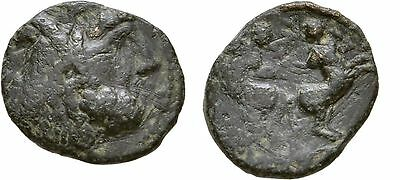SCARCE Ancient Greece 187-131  BC MACEDON THESSALONICA JANUS CENTAURS