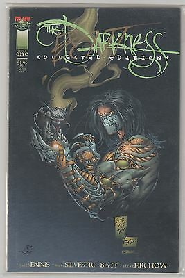 The Darkness Collected Edition Volume One #1 Signed By Batt  Sealed  Only 500