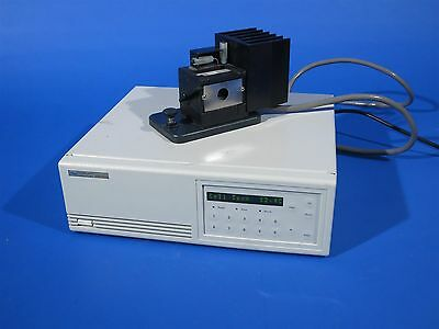 HP 89090A Peltier Temperature Controller with Cell for spectrophotometer
