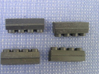 Racer Brake Pads for Mafac Approx. 1980 2 Pair =4stück, New