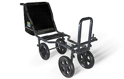 Preston Four Wheeled Shuttle NEW Match Fishing Seatbox Barrow   SPST/16
