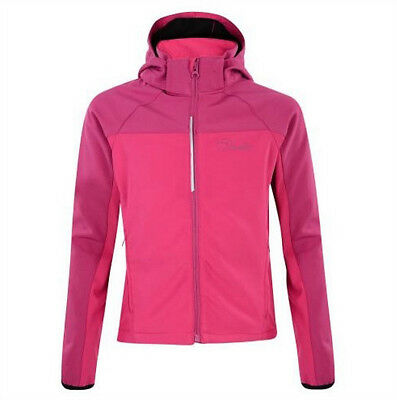 Dare2b Advocate Softshell Junior Jacket - Pink