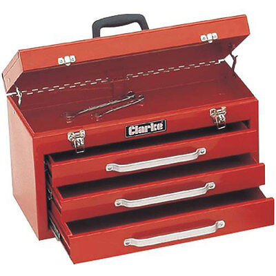 CB3 - 3 Drawer Tool Chest Toolbox  (Ref: 7632010) x