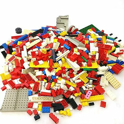 1.8kg of assorted Lego, some vintage, some broken