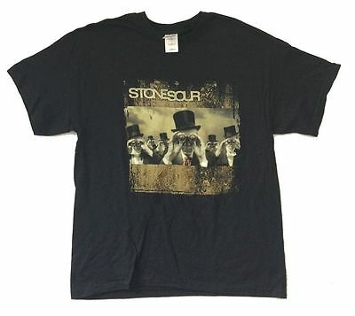 Stone Sour Album Cover Come Whatever May Black Shirt New Official Slipknot Corey