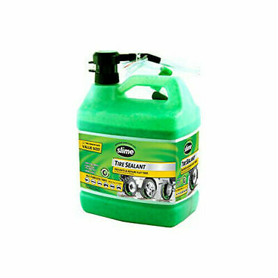 Slime SDSB-1G/02 One Gallon Value Size Super Duty Tire Sealant with Pump