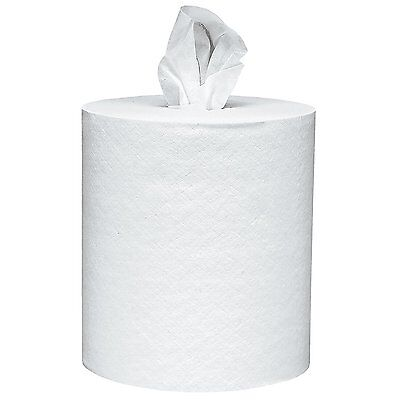 OpenBox Scott  01032 Roll-Control Center-Pull Towels, 8 x 12, White, 700/Roll, 6