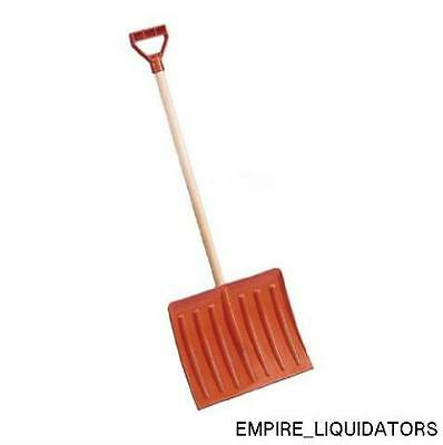 Bigfoot Snow Removal 11.25 in. Kid's Snow Shovel with Steel Core Handle 1170-1