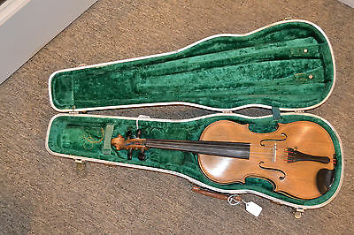 1955 Milano No. 120 Violin with case antique