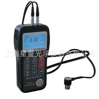New Wall Thickness Meter NDT310 Ultrasonic Thickness Gauge