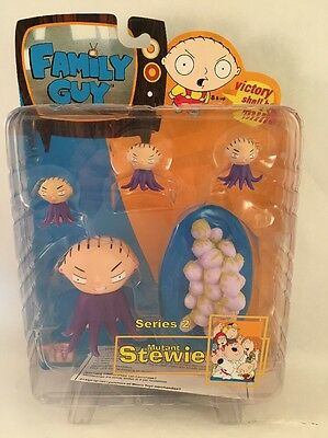 Family Guy - Mutant Stewie - Series 2 Mezco Action Figure