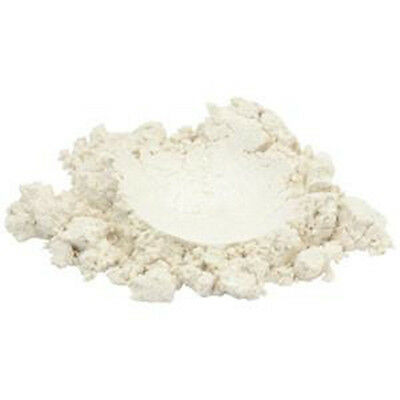 Pearl Basics White Luxury Mica Colorant Pigment Powder Cosmetic Grade 2 Oz