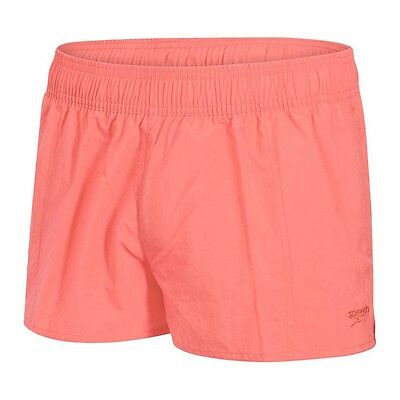 Speedo Female Solid Leisure Pantalones cortos
