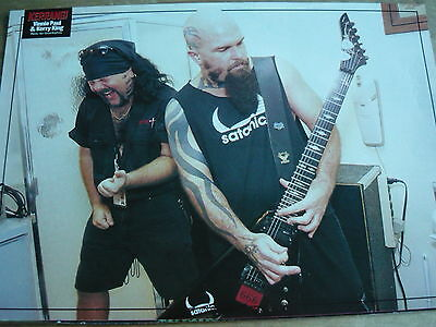 Slayer - Magazine Cutting (Full Page Photo) (Ref L)