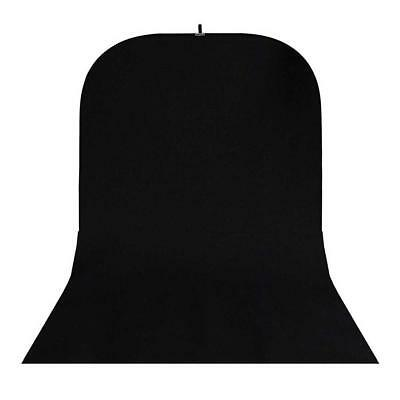 Botero Backgrounds 035 Supercollapsible 8x16' Background, Black #16368