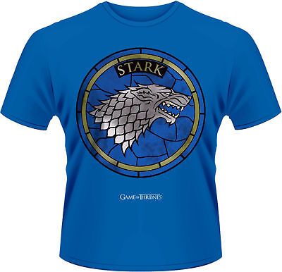 GAME OF THRONES House Stark T-SHIRT OFFICIAL MERCHANDISE
