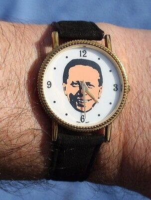 "Vintage Tom Peterson's Watch New In Box With New Battery ""runs Great"""