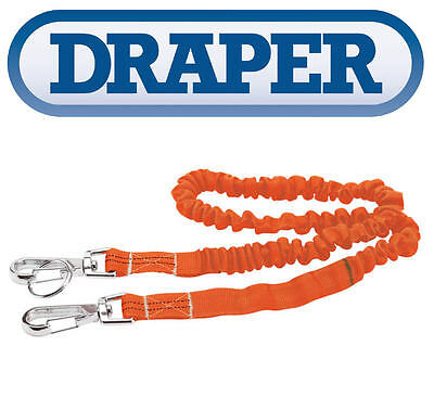 DRAPER 3kg Lanyard Tool Safety Elastic Bungee Harness Working At Height 82474
