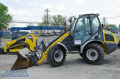 2009 GEHL AWS36 Wheel Loader, Cab with Heat and A/C.