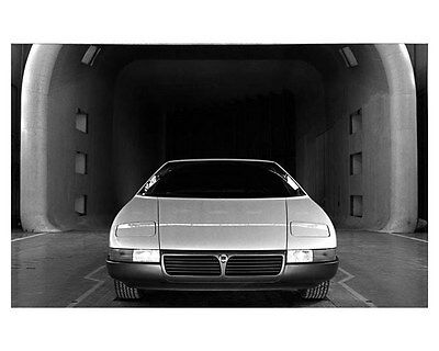 1980 Lancia Medusa Concept ORIGINAL Factory Photo oub1884