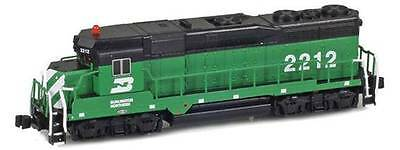 AZL Z Scale Locomotive BN Burlington Northern  GP30 Road Number 2212