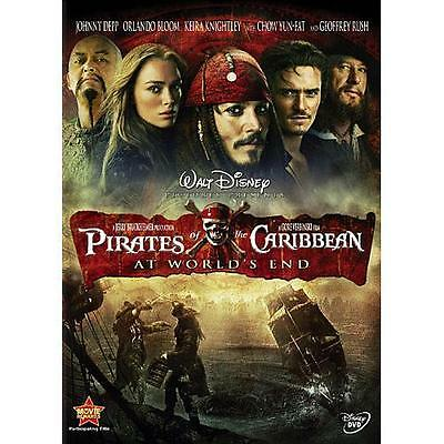 Pirates of the Caribbean: At World's End (DVD, 2007)