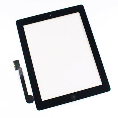 Replacement Touch Screen Digitizer For Ipad3/4+Mid Frame Bezel Home Button