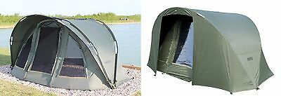 Fox NEW EXCLUSIVE Royale Classic TT Pro 1 Man Fishing Bivvy & Overwrap - CUM167