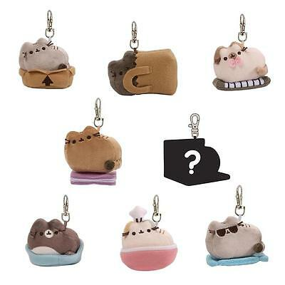 Gund 4059266EU Pusheen Surprise Plush Mystery Box Series 3 Places Cats Sit