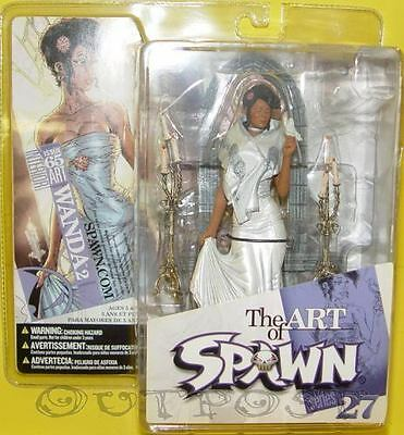 McFarlane Spawn - The Art of Spawn Wanda 2 (Serie 27)