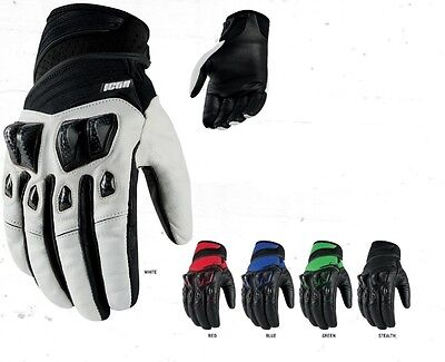 Guantes Moto Icon Konflict Gloves
