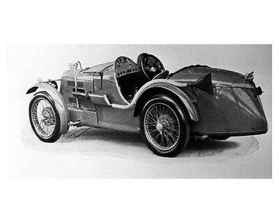 1931 MG Mark VI Monthery ORIGINAL Photo oub2239