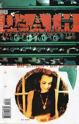 Death The Time Of Your Life #3 (NM) `96 Gaiman/ Buckingham