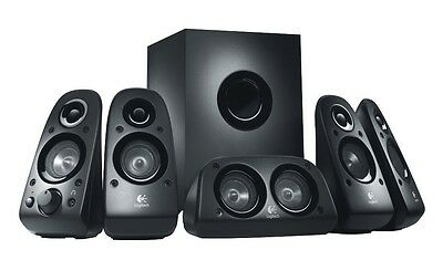 Logitech Z506 Lautsprecher System Logitech Z506 Surround Sound Speakers