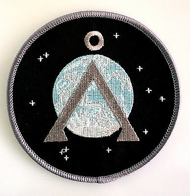 STARGATE Patch - Projekt earth mission Uniform Aufnäher detailierte replica prop
