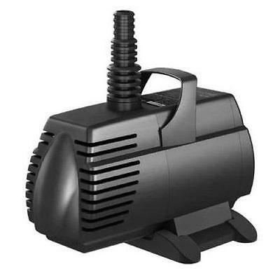 Aquascape Ultra Pump 1500 Gph 91009 Pond Water Garden Waterfall Pump