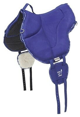 Barefoot Ride On Pad Physio Color Blau Ridershorsestore