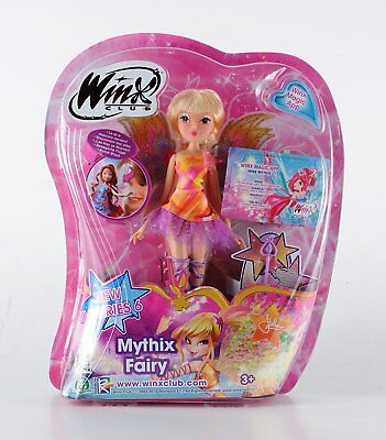 Winx Club Mythix Fairy Stella Doll Giochi Preziosi Witty