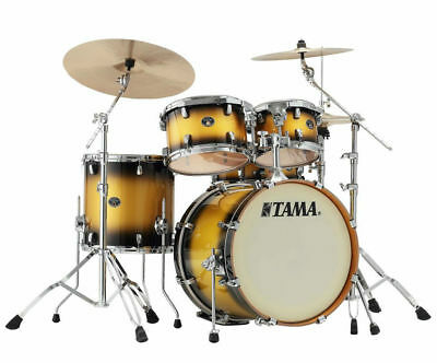 Tama Silverstar 20in 5pc Shell Pack – Vintage Gold Duco