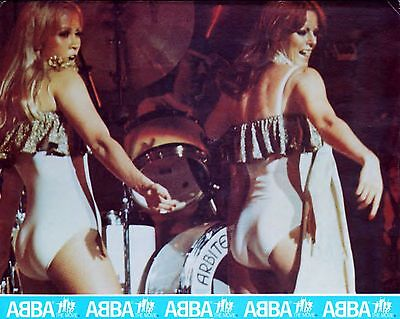 "Abba 10"" x 8"" Photograph no 28"