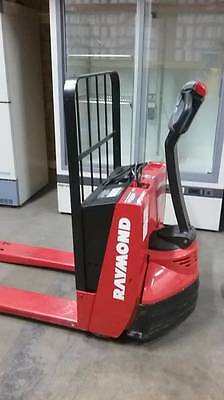 NEW Battery RAYMOND 102T-F45L 44500Lb Electric Pallet Jack W / Charger Forklift